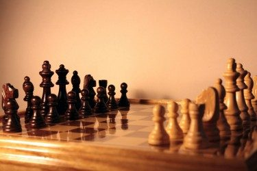 Eerste ronde beker schaken levert geen verrassingen op